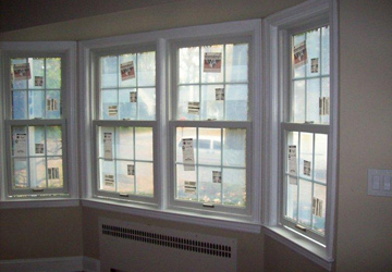 High efficiency Anderson 400 series replacement windows